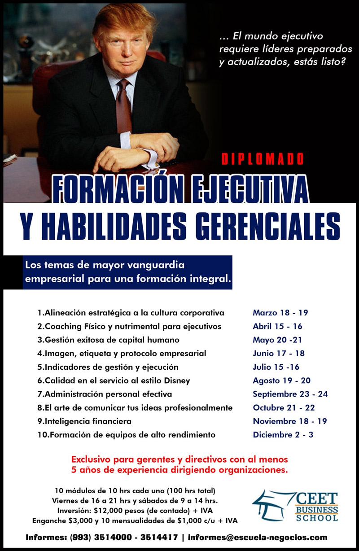 Formacion Ejecutiva y Habilidades Generales