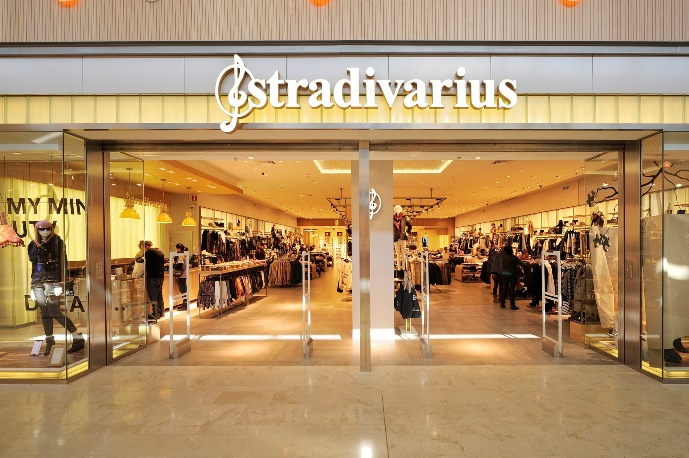 Stradivarius en Londres