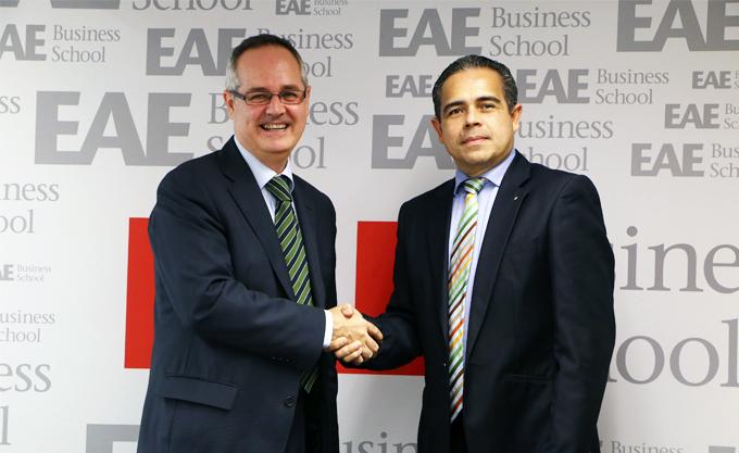 Acuerdo de La Cámara Internacional de Empresarios de Barcelona con EAE