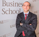 Aras Keropyan, Director de Programa del Master of International Business Barcelona de EAE Business School