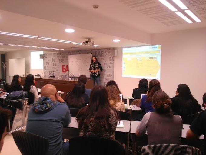 Conferencia de Management con Selva Orejón