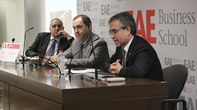Conferencia Internacionalización ACCID en EAE