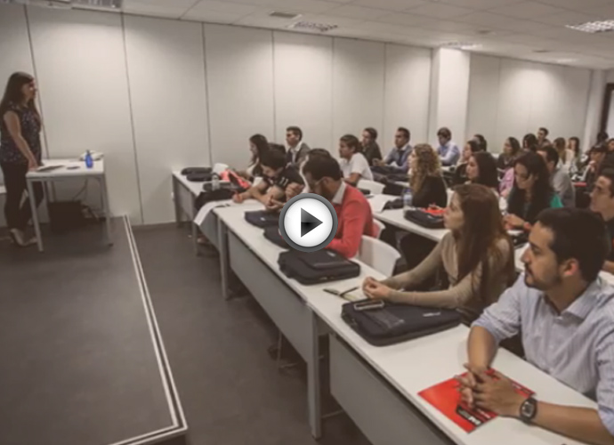 Campus de EAE Business School Madrid Video