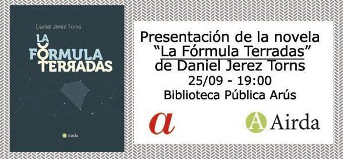 La fórmula Terradas Daniel Jerez