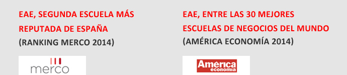 Máster en Dirección Contable y Control de Gestión de EAE Business School