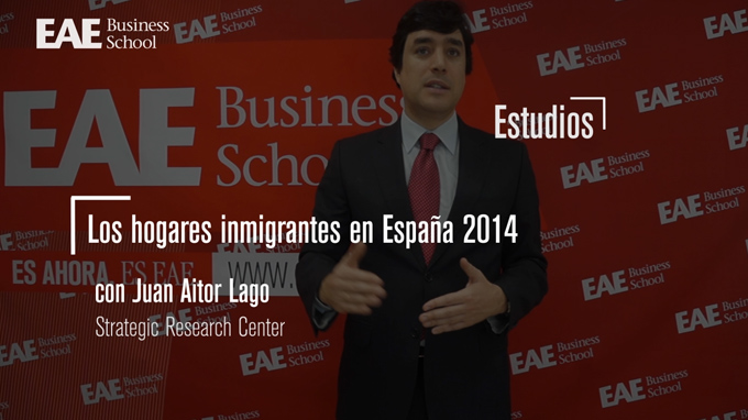 Vídeo ConclusionesEstudio SRC de EAE los hogares inmigrantes en España 2014