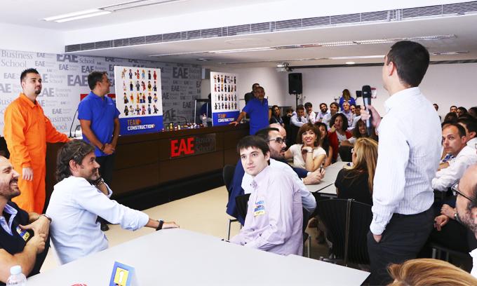 Formacion MC Prevencion en EAE Business School de la mano de Randstad