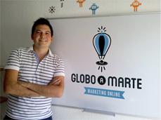 Enrique Muñoz Globo a Marte