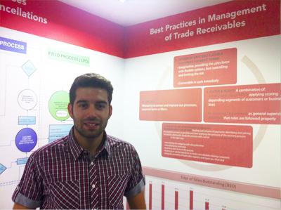Juan Jose Martin alumno EAE en Securitas Direct 2