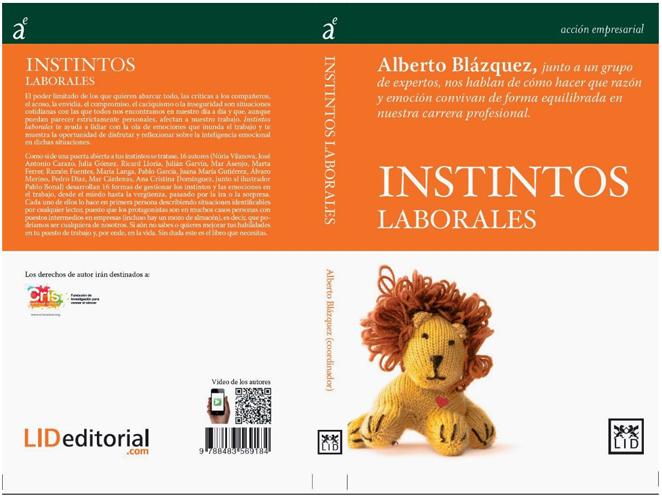 Alberto Blazquez, profesor de EAE Business School, presenta el libro Instintos Laborales