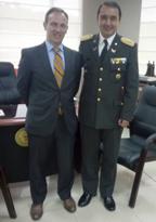 Lluís Arasanz de viaje en Ecuador y Colombia