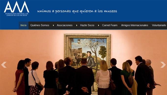 Ministerio de Cultura decidió condecorar a la Federación Española de Amigos de los Museos