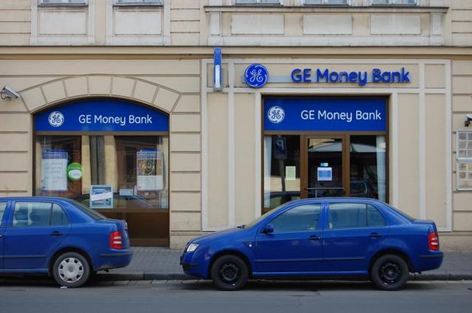 Banco Santander compra GE Money