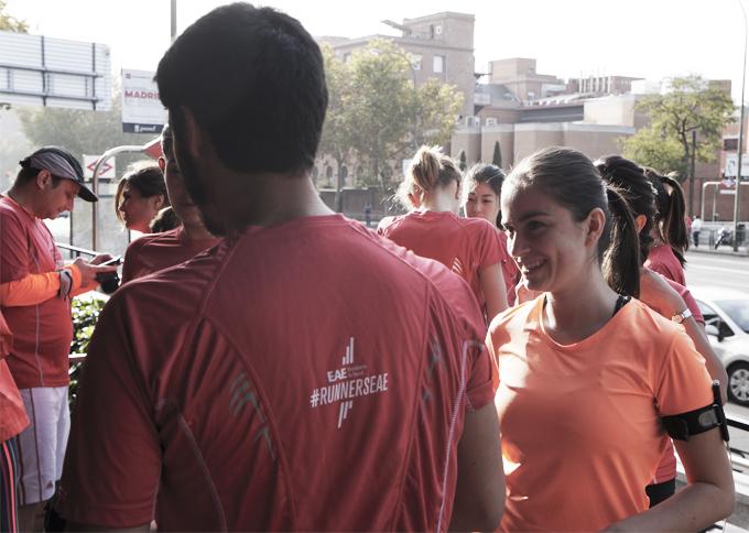 Runners EAE
