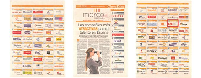 Ranking Merco Empresas 2014 EAE