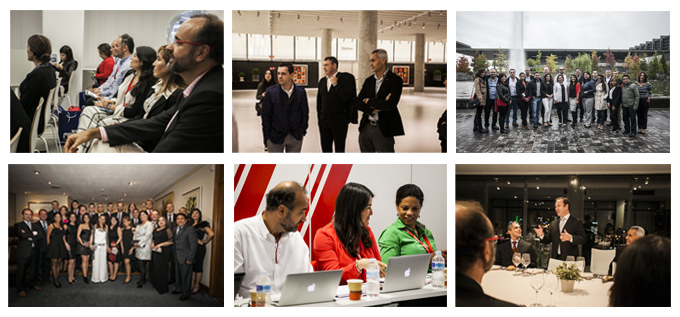 Semana de bienvenida alumnos GEMBA en EAE Madrid 2