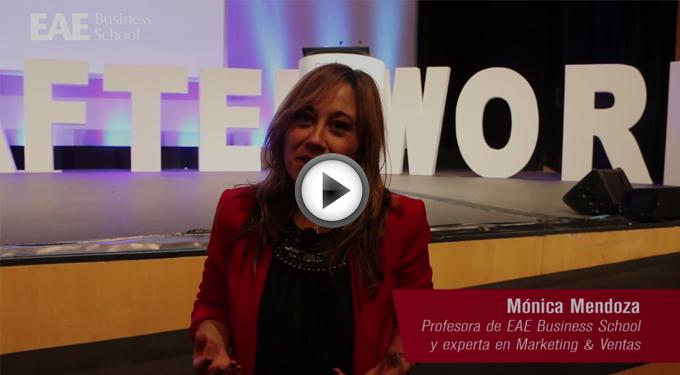 Video Afterwork APD con Monica Mendoza profesora EAE