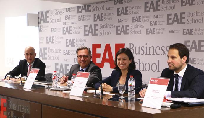 Webinar EAE Mesa redondad con Headhunters Barcelona