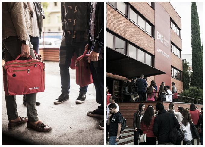 Welcome Week alumnos EAE Octubre 2014