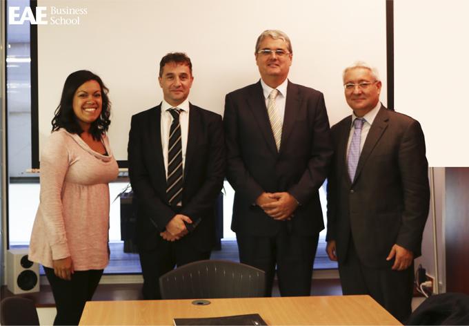 Nuevo acuerdo entre EAE y AEDIPE CATALUNYA