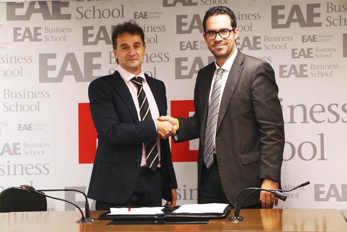 Acuerdo EAE y Jove Cambra Internacional de Catalunya