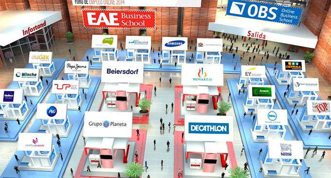 Foro de Empleo Online EAE 2014