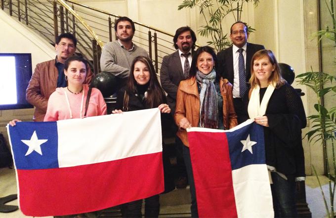 Encuentro antiguos Alumnos Chile