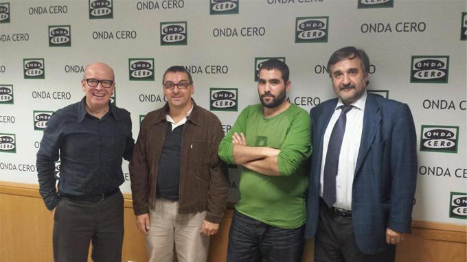 Josep Bertran EAE en Onda Cero
