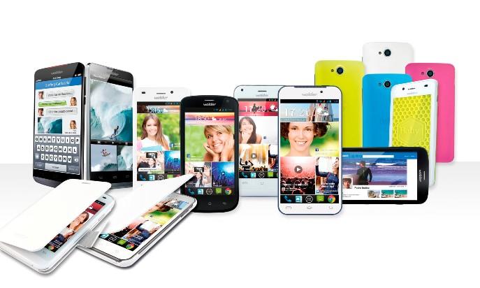 España compite en el sector de los Smartphones