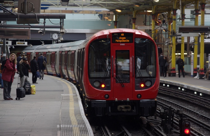 Lectura SRC Ferrovial en Londres