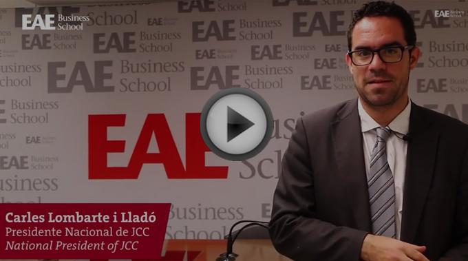 Video acuerdo JCC y EAE Business School