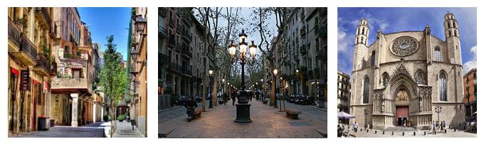Visita cultural Barcelona medieval