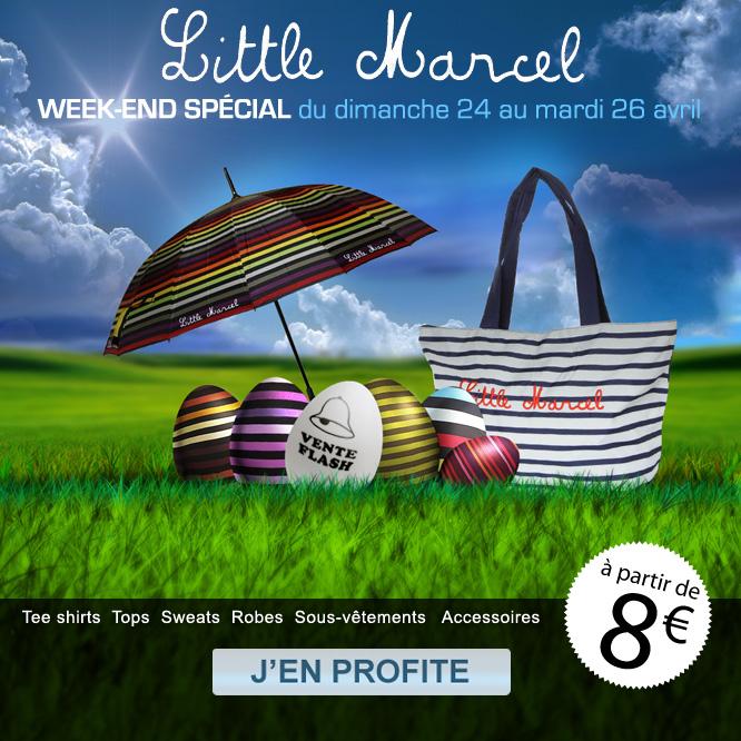 Vente flash little marcel d s 8 euros promotion solde capitaine promo tra - Vente flash c discount ...