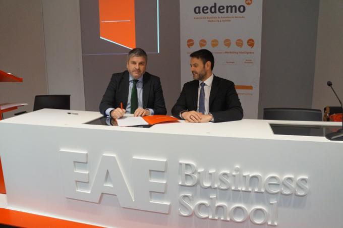 Acuerdo con AEDEMO