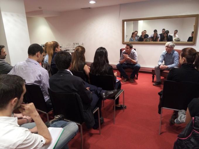 Afterwok EAE Business School con José Mínguez