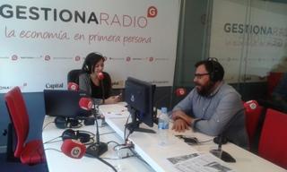 Ángel Barbero en Gestiona Radio