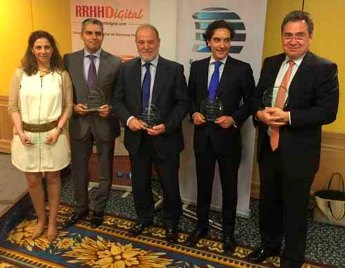 EAE Business School, winner in the HR Excellence Awards 2015