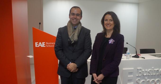 Webinar EAE: La entrevista personal: el factor clave