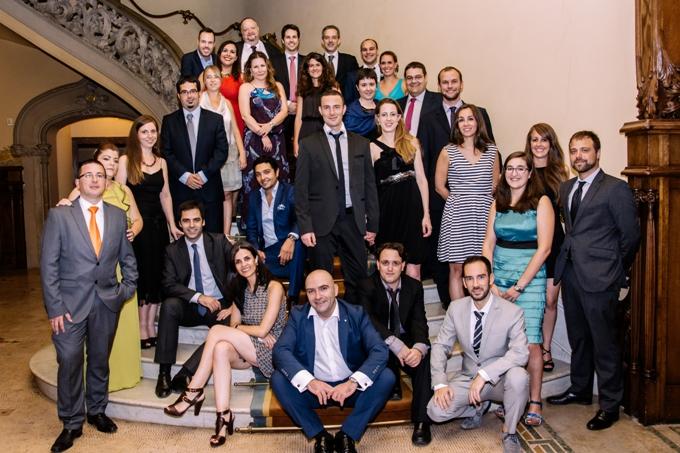 Imagen de la Cena EMBA 2015