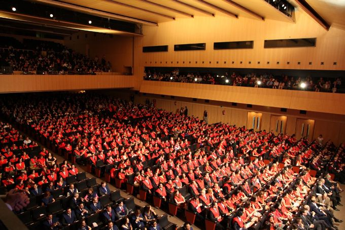 Ceremonia de Graduación de Barcelona