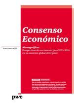 Descárgate el informe 'Consenso Económico: Perspectivas de crecimiento para 2015-2016 en un contexto global divergente'