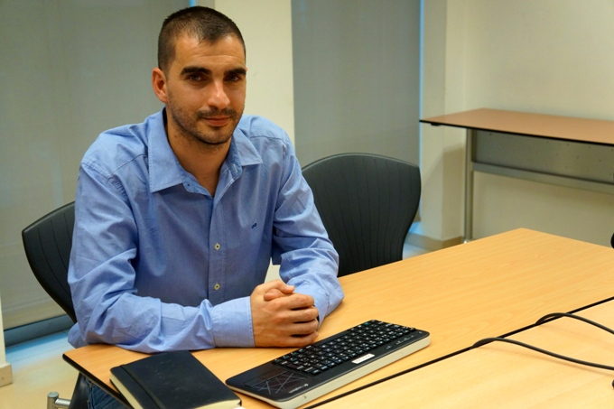 David Rueda, CEO-COO de Populetic