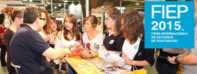 Feria Internacional de Estudios de Posgrado (FIEP)
