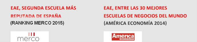 Posgrado de Control de Gestión de EAE Business School