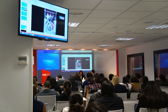 EAE Talent Week – Viacom