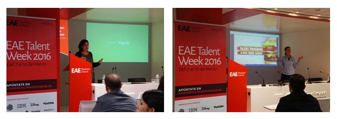 EAE Talent Week