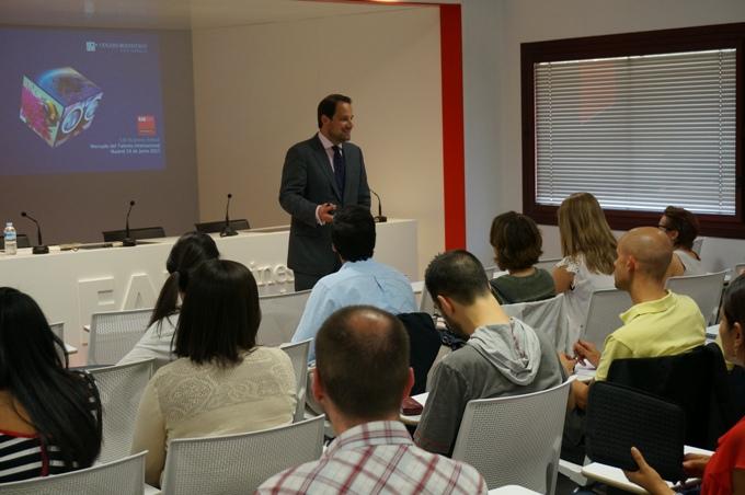 Sesión de Employment Executive con Jaime Ozores