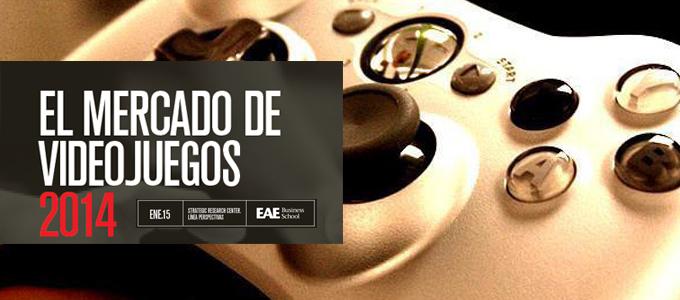Estudio SRC de EAE El mercado del videojuego 2014