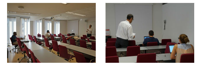 SCPro examination at EAE Business School
