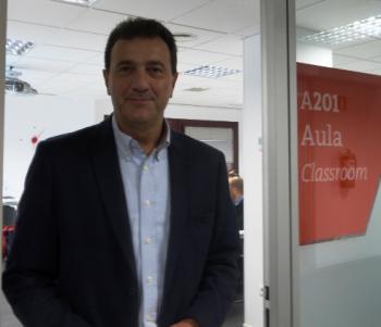 Félix Muñoz, curso de experto en medios